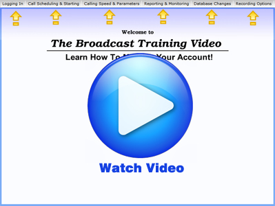 Voice Broadcasting Training Video